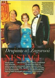 Anka Repkova zaspievala s Drupim Setkani