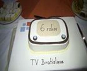6. narodeniny TV Bratislava
