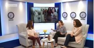 Anka Repková a Katarína Zacharová v TV Naša
