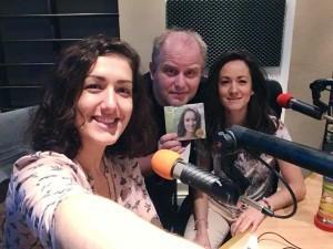 Anka Repková a Katarína Zacharová v Rádiu Slobodný vysielač
