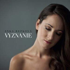 Cover k singlu Vyznanie Anky Repkovej