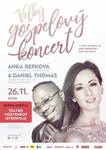 Veľký gospelový koncert