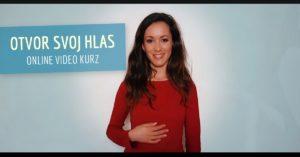 online video kurz Otvor svoj hlas