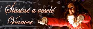 vianočný pozdrav speváčky Anky Repkove